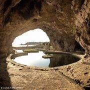 Spelonga, Grotta di Tiberio, ninfeo della villa romana dell'imperatore