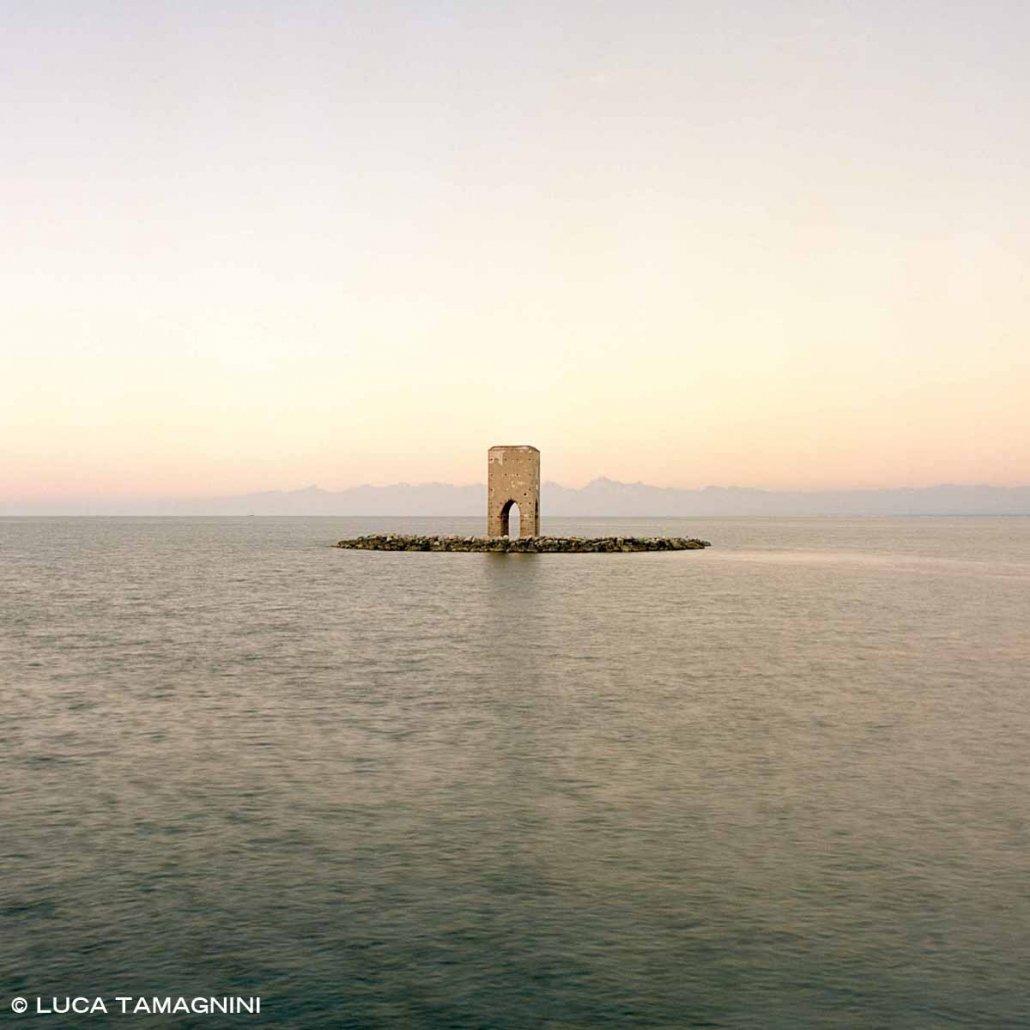Foto Mare Toscana. Livorno Torre della Meloria