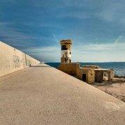 Porto di Brindisi, Isola Sant'Andrea