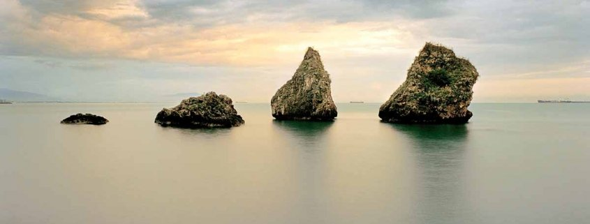 Costiera Amalfitana Vietri sul Mare Scogli I Due Fratelli