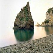 Isola di Ponza, Faraglione della Spiaggia del Core