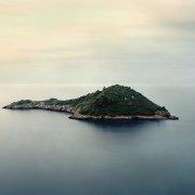 Foto Mare Toscana. Porto Ercole. Isolotto. piccola isola del Monte Argentario
