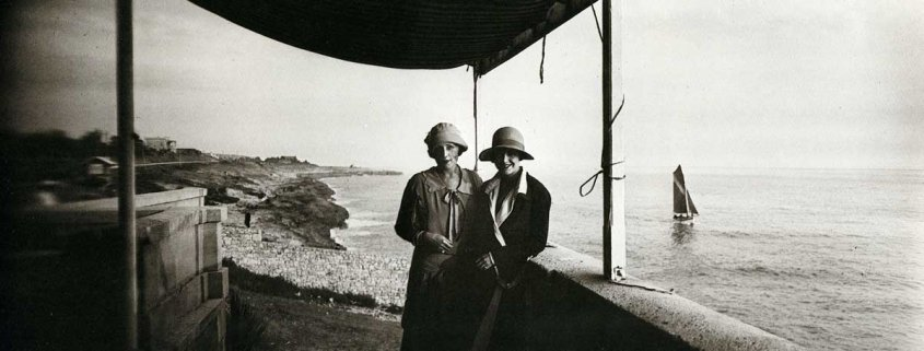 Jacques Henri Lartigue - 1926, septembre. Royan. Plage de la Grande Côte