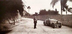 1927, frontiere italienne.