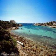 Sardegna, Arcipelago di La Maddalena, Isola di Caprera, Cala Caprarese / Luca Tamagnini Catalogo 2005-017