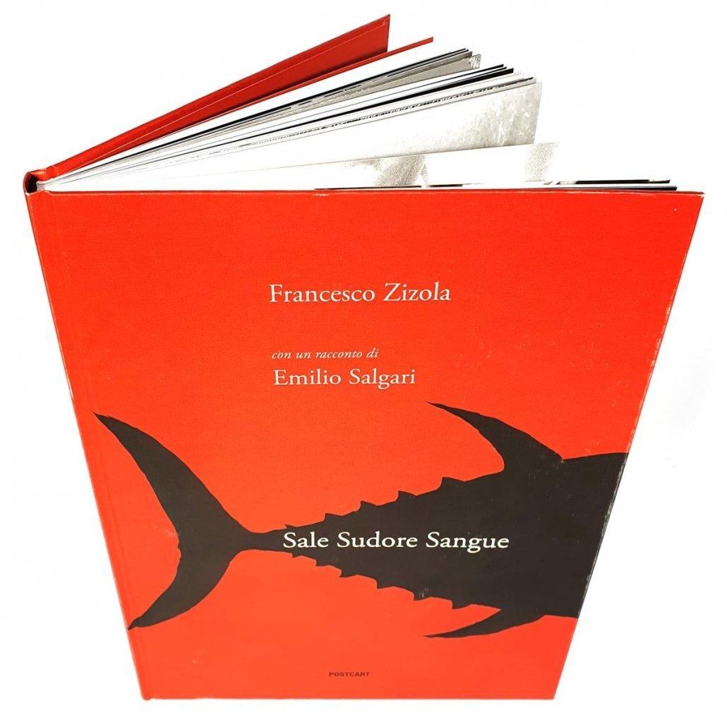 Libro di Francesco Zizola Sale Sudore Sangue