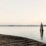Luca Tamagnini a Burano Laguna Veneta 2018