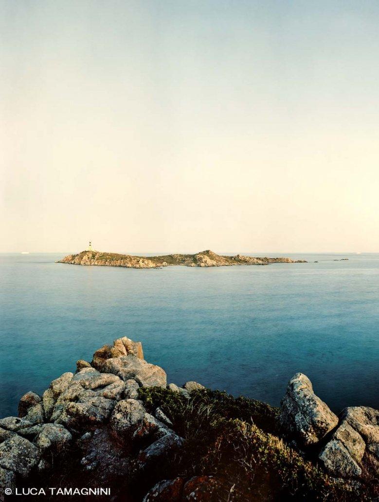 Luca Tamagnini Catalogo 2011 002B Isola dei Cavoli da Capo Carbonara