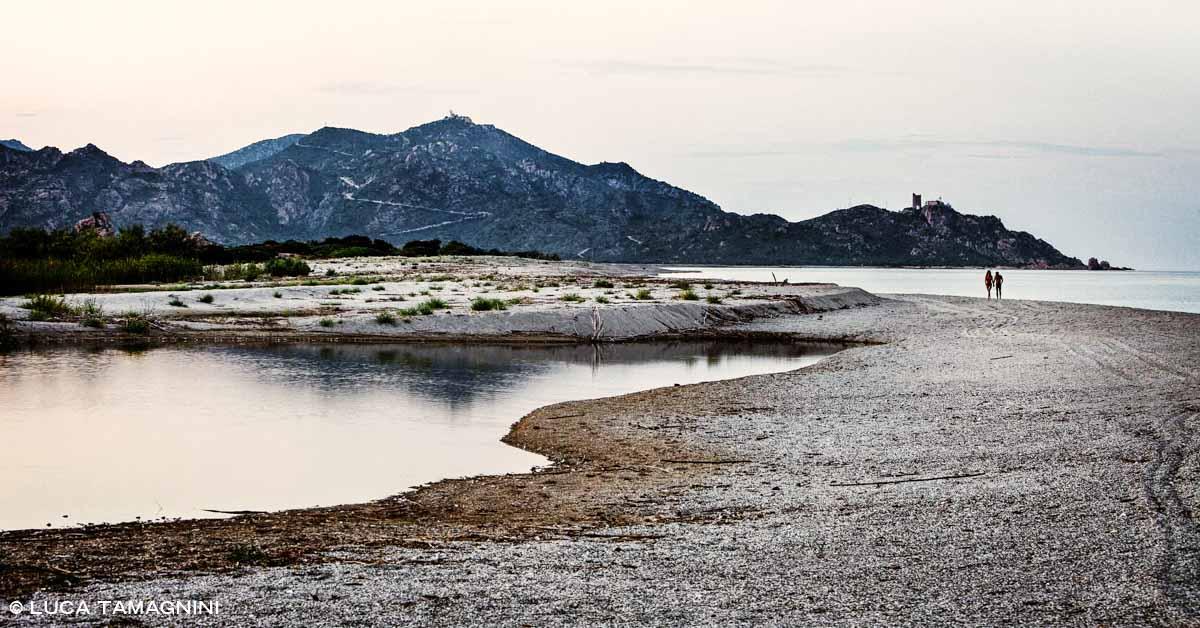 Quirra, Spiaggia di Murtas / Luca Tamagnini Catalogo 2009-042