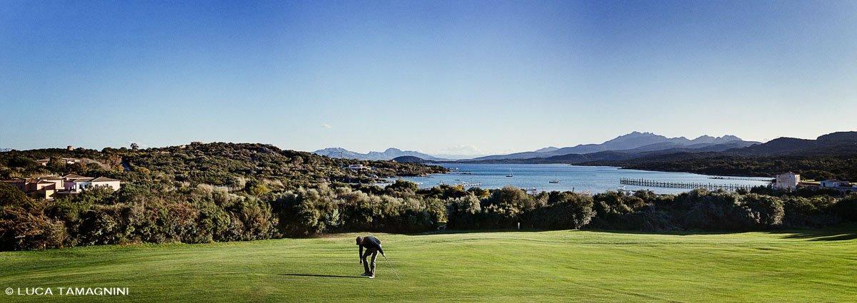 Costa Smeralda, Cala di Volpe, Pevero Golf Club / Luca Tamagnini Catalogo 2010-023