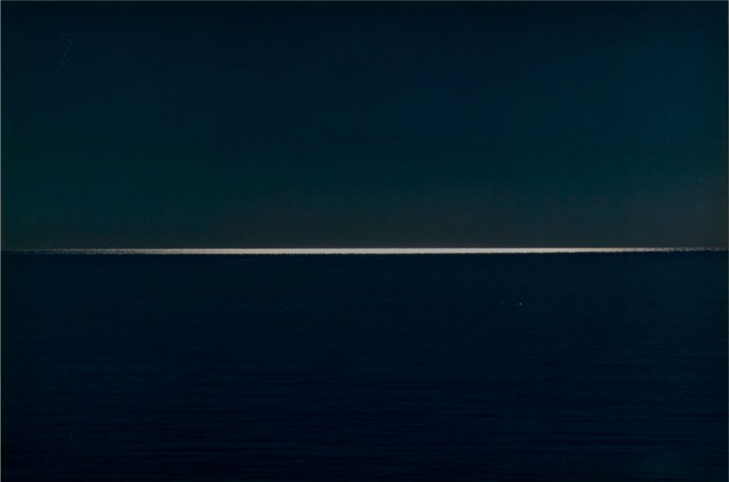 Franco Fontana - Seascape, Mar Ligure, 2005