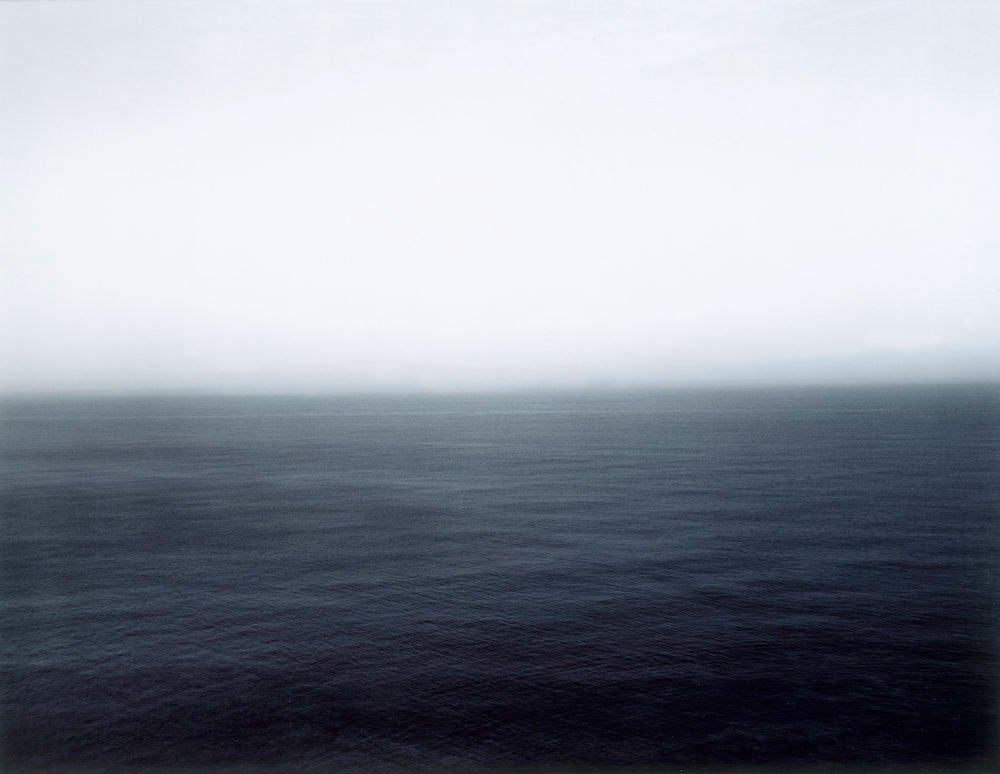 Hiroshi Sugimoto - Day Seascapes Series,1982-88
