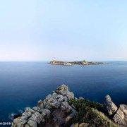 Isola dei Cavoli da Capo Carbonara / Luca Tamagnini Catalogo 2011-005