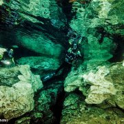 Foto Alghero / Area Marina Protetta di Capo Caccia - Isola Piana / Foto Subacquee di Luca Tamagnini Fuori Catalogo / Grotta dei Fantasmi