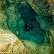 Foto Alghero / Area Marina Protetta di Capo Caccia - Isola Piana / Foto Subacquee di Luca Tamagnini Fuori Catalogo / Grotta delle Stalattiti MG 7467