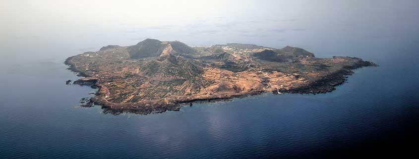 Luca Tamagnini - Isola di Linosa, 1990