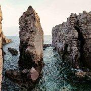 Foto Mare Sardegna / Isola di San Pietro, 2021, La Conca / Luca Tamagnini Catalogo 2021-021