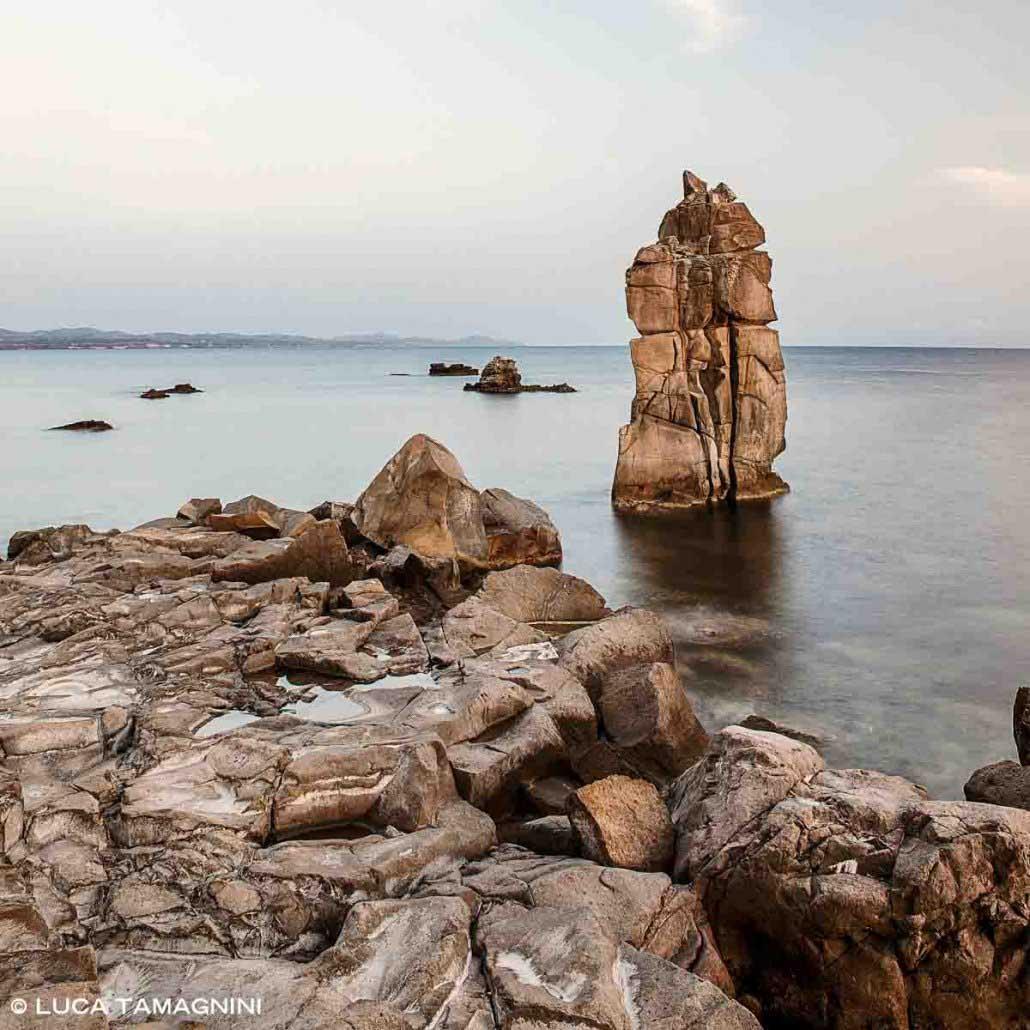 Foto Mare Sardegna / Isola di San Pietro, 2021, Le Colonne / Luca Tamagnini Catalogo 2021-044